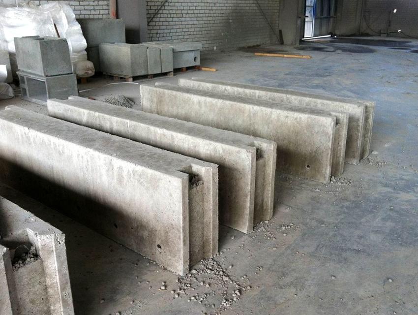 Силикатные фундаментные блоки производят из бетона на основе силиката с добавлением доменного шлака