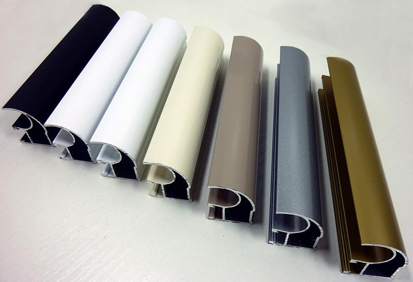 Алюминиевые профили отличаются прочностью, долговечностью и стойкостью к повреждениям