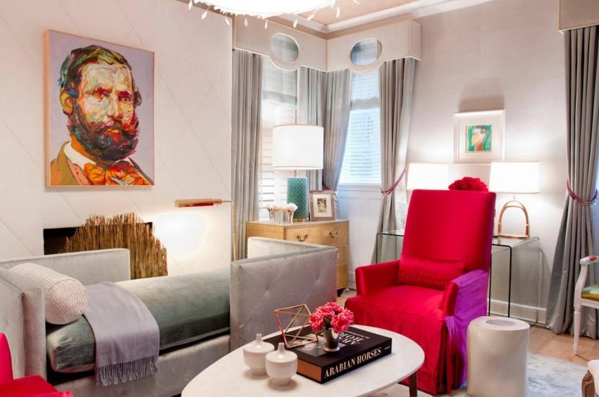Для того чтобы выбранные гардины соответствовали общему стилю квартиры, следует обратить внимание на некоторые моменты их подбора