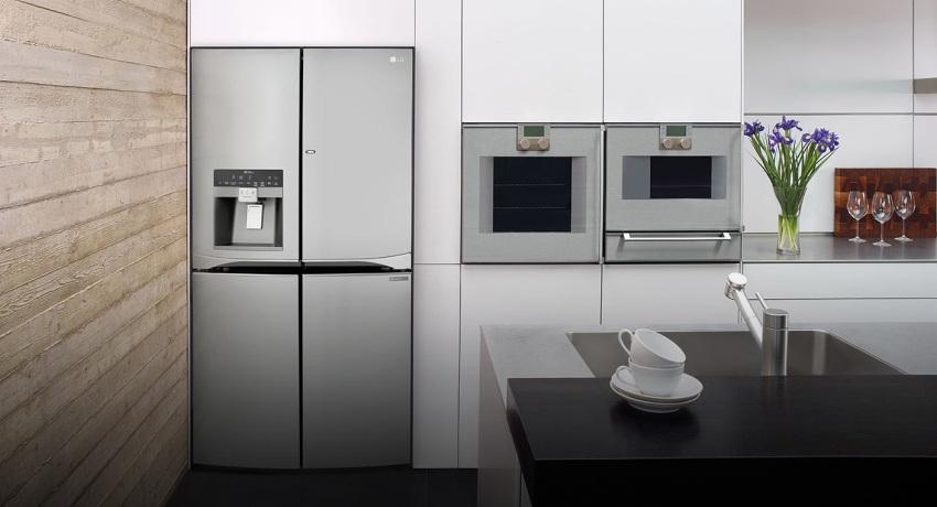 Внушительный объём – главная причина, по которой выбирают холодильники Side-by-Side