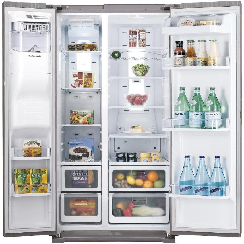 Холодильники side by side от Bosch отличаются не только внушительным объёмом и премиальным дизайном, но и удобством использования