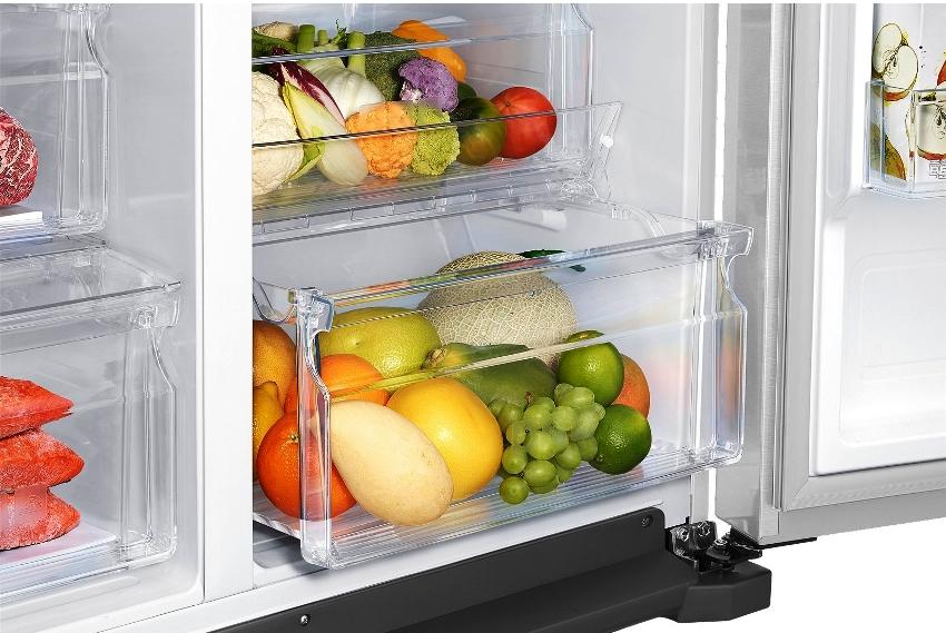 Холодильники Самсунг обладают множеством современных функций, обеспечивающих длительное сохранение свежести продуктов