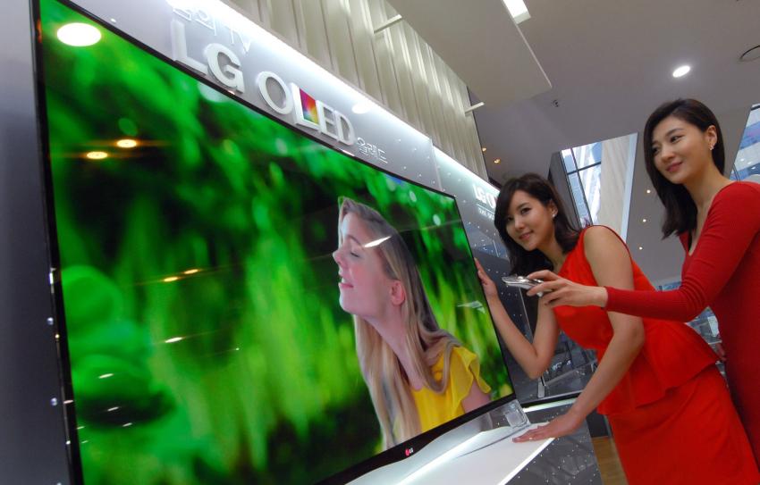 Телевизор LG OLED, по сравнению с Сасмунгом QLED Q9FN, дает более подробное отображение крупных планов