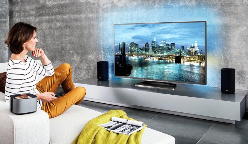 Независимо от типа телевизора, экран может иметь два варианта покрытия: глянцевое и матовое