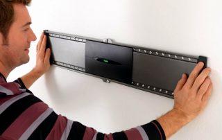Крепление для телевизоров: выбор надежных кронштейнов и лучшие способы монтажа