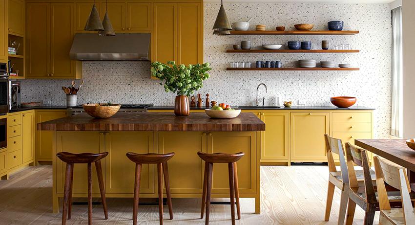 Кухонные шкафы: виды, габариты и функциональные особенности