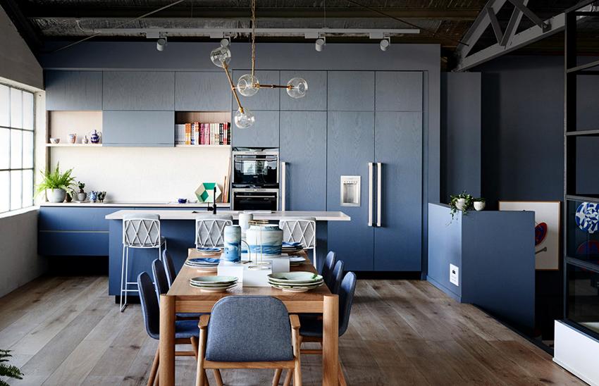 Опытные специалисты помогут создать кухню мечты под определенное помещение