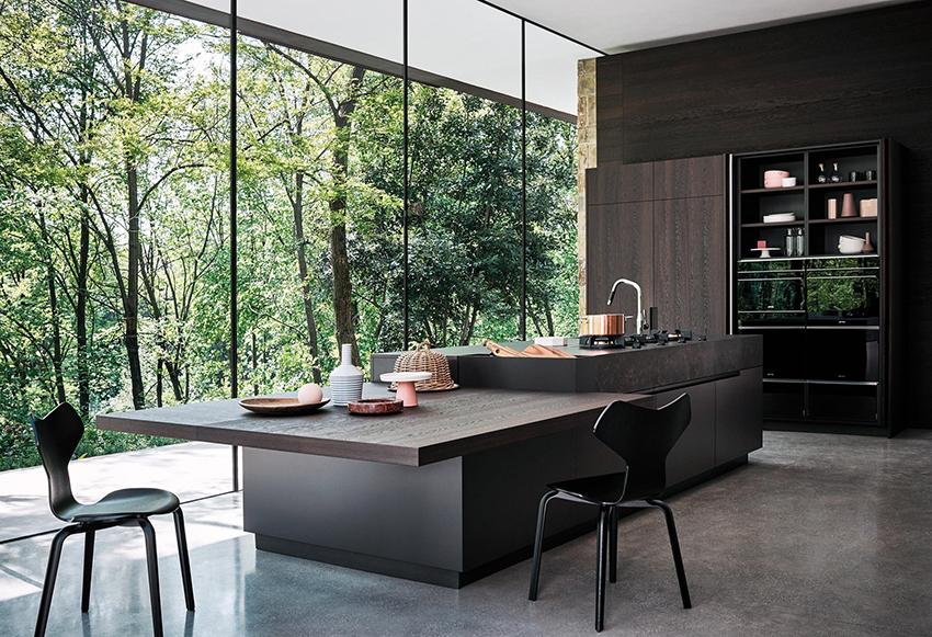 Выбирая мебель для кухни нужно учитывать ее размер, дизайн и функциональность