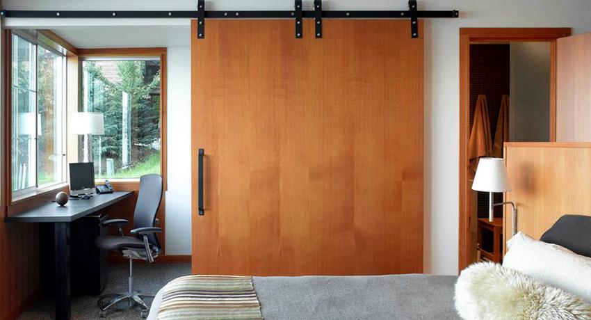 Механизм для раздвижной двери: как выбрать подходящую систему скольжения