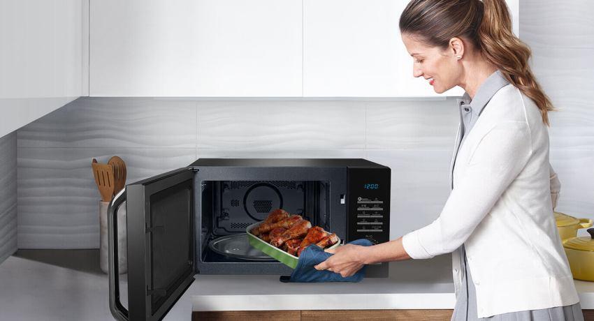Оптимальная форма посуды для использования в микроволновке – круглая или овальная