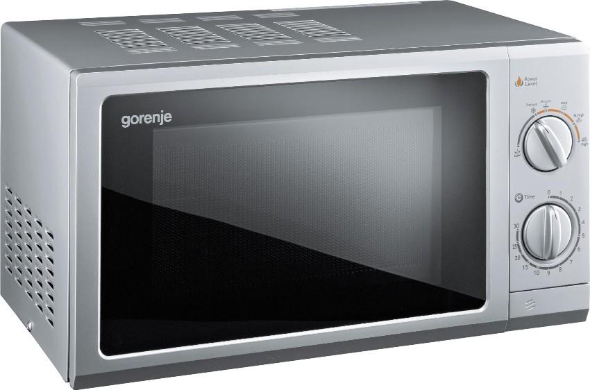 Gorenje MO17MW оснащена функцией гриль, и настраиваемыми режимами конвекции и готовки