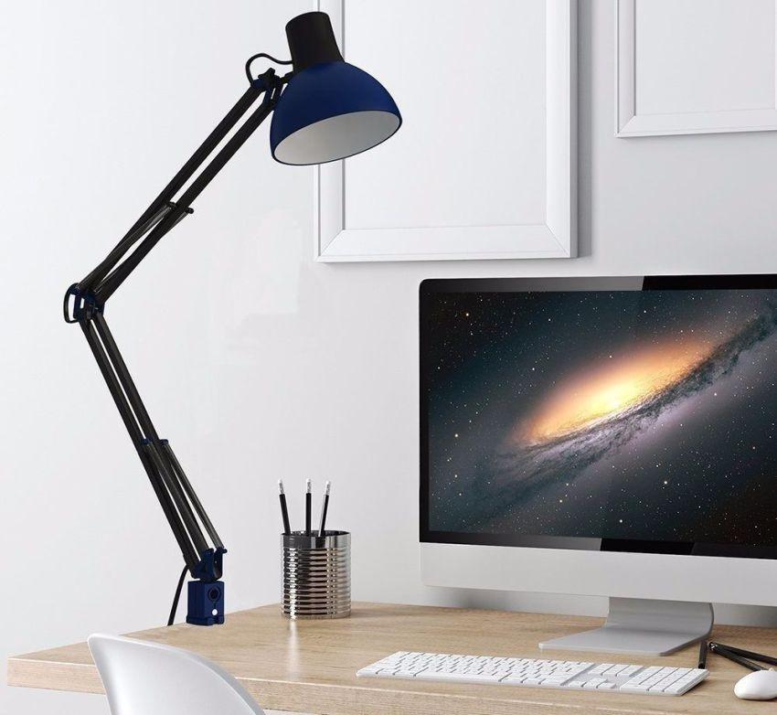 Лампа - предмет многозадачный, он может выполнять сразу несколько функций