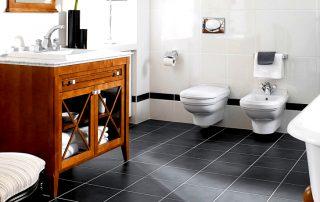 Подвесной унитаз с инсталляцией: оригинальный способ обустройства туалета