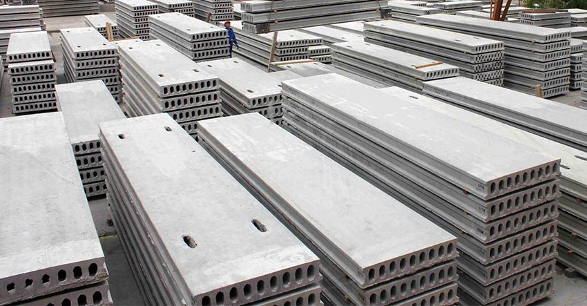 По ГОСТу одна плита может иметь от 5 до 9 сквозных отверстий