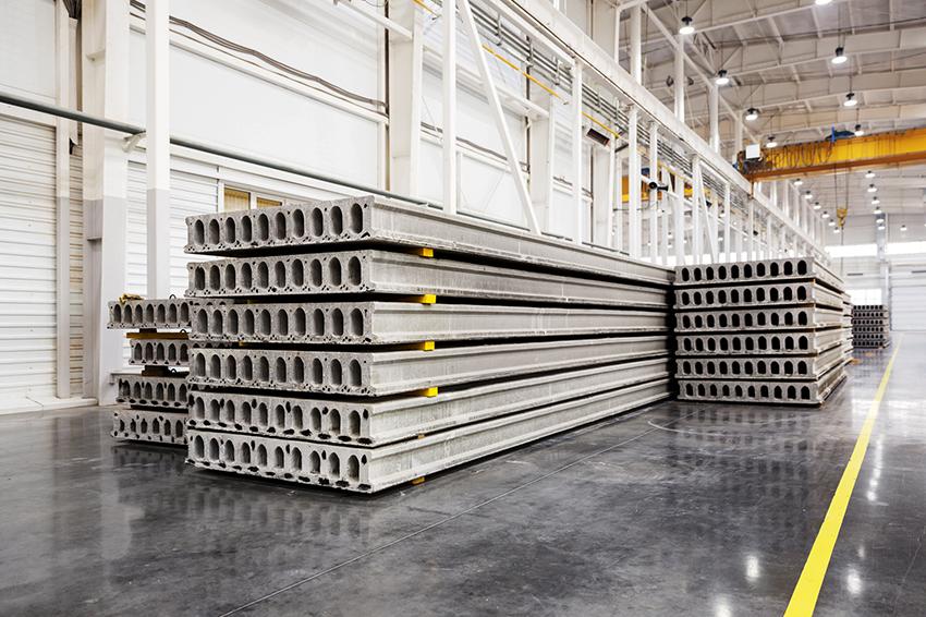 Размеры пустотных плит перекрытия регулируются нормами ГОСТ