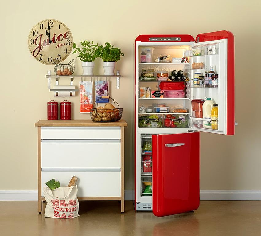 Первое, на что нужно обращать внимание покупая холодильник – это его высота, ширина и глубина