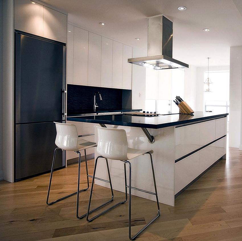 Выбор размера холодильника зависит от стиля жизни и количества проживающих в доме
