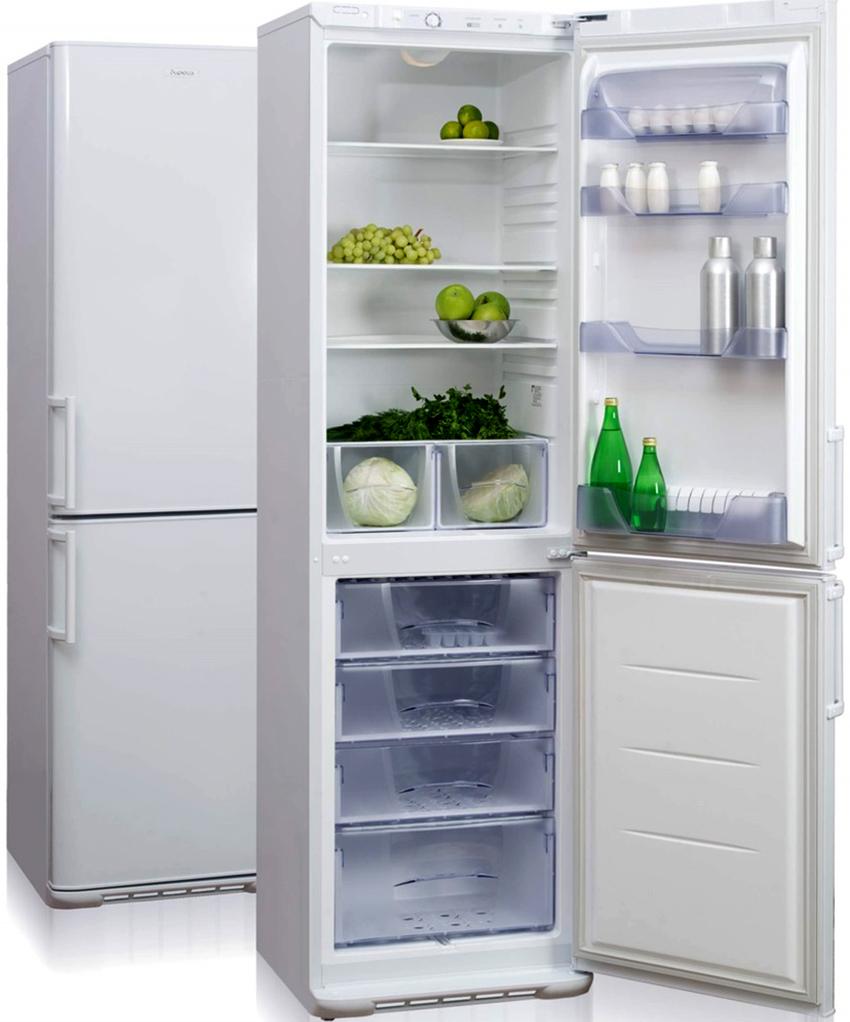 Марка «Бирюса» специализируется на производстве узких холодильников