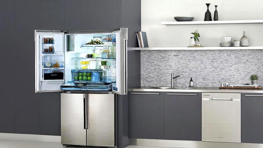 Компания «Бирюса» производит маленькие холодильники высотой 60-122 см