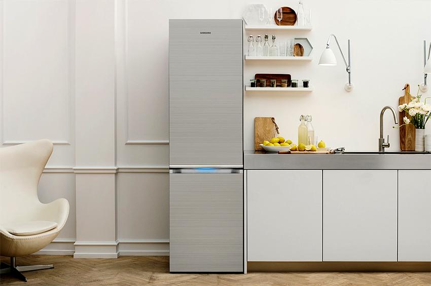 Полногабаритные холодильники имеют размер от 180 до 210 см