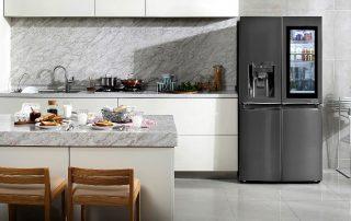 Размеры холодильников: стандартные и нестандартные модели, способы размещения