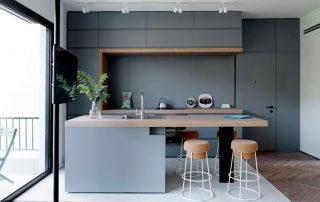 Размеры кухонного гарнитура: правила эргономичной планировки