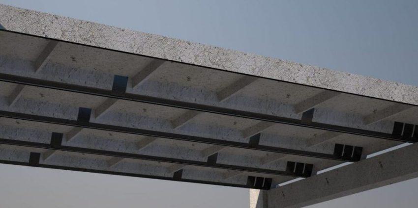Одним из недостатков ребристых элементов перекрытия является невозможность их использования при строительстве жилых объектов