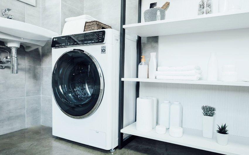 Выбор ширины стиральной машины будет зависеть от помещения и места где ее планируется установить
