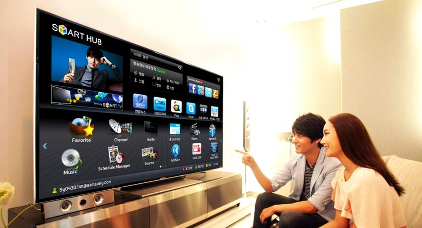 В сегменте больших экранов уверенно лидирует телевизор Samsung UE78KU6500U