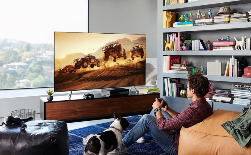 Лазерные телевизоры ещё не стали популярными, но они считаются очень перспективными