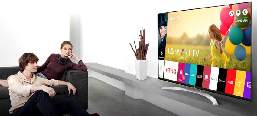 Благодаря яркой, чёткой и детализированной картинке телевизор LG 42″ является самым популярным в своем сегменте