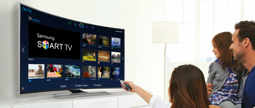 """Одними из лучших телевизоров с диагональю 43"""" являются модели компании Samsung"""