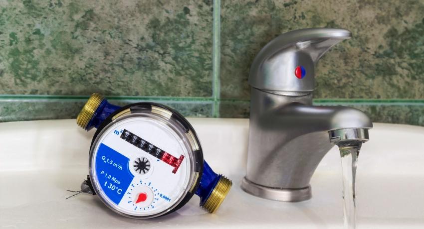 Счетчик воды, передающий показания: способы отправки данных