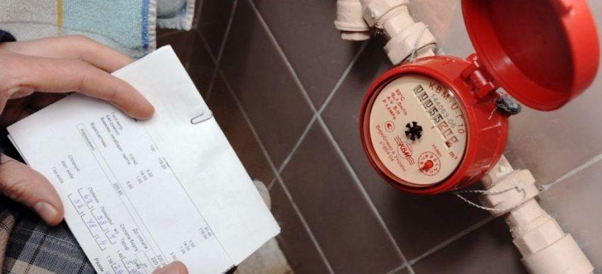 Показания счётчиков воды можно передать непосредственно инженерной службе через оператора