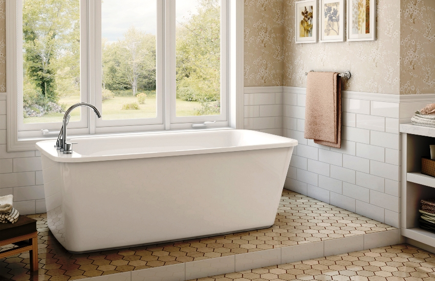Легкими – чугунные ванны не назовешь, и это их единственный минус