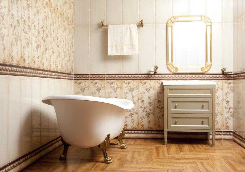 Чугунная ванна производства компании «Ностальжи» является наиболее популярным бюджетным вариантом