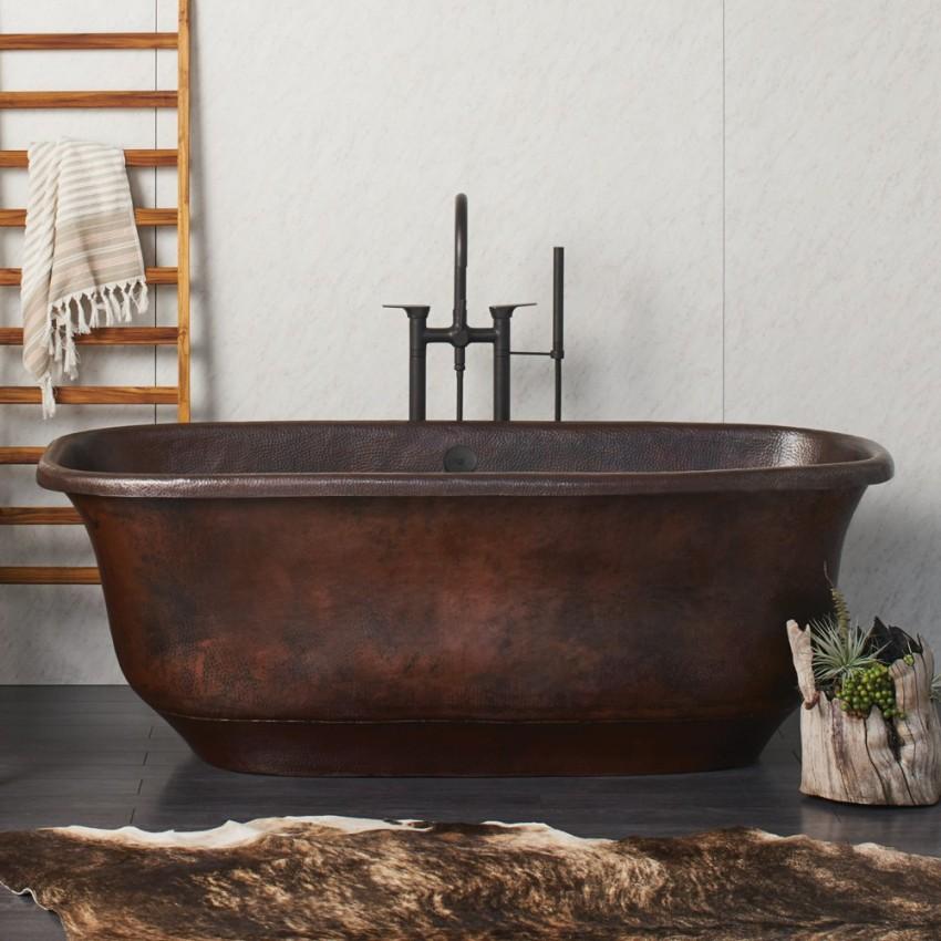 Срок службы хорошей чугунной ванны обычно достигает 25 лет и больше