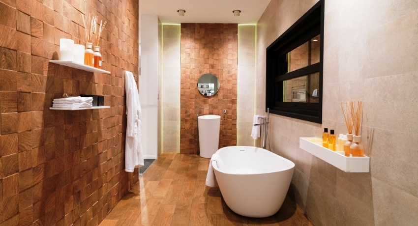 Стандартные размеры ванной: оптимальная площадь для создания комфорта