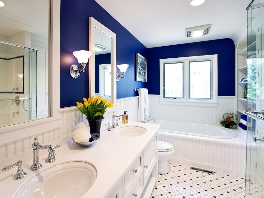 Правильное проектирование ванной комнаты и туалета в частном доме – залог безопасности и удобства