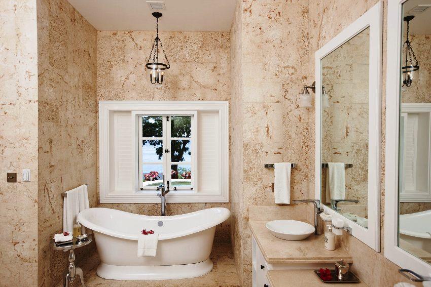 Размеры туалета и ванной комнаты совмещенного типа строго не регламентируются