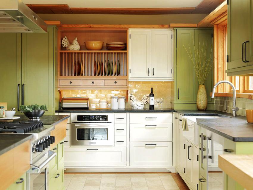 Интегрированные сушилки для посуды отличаются большим многообразием моделей