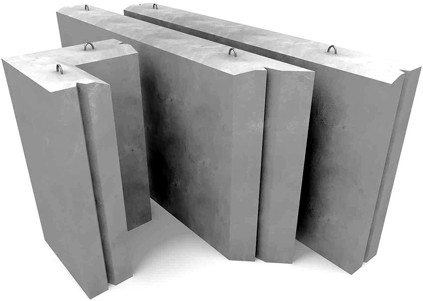 ЖБИ блоки имеют длительный срок службы, который может достигать 100 лет