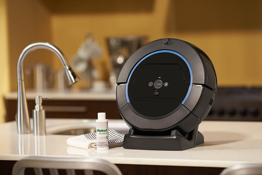 іRobot Scooba 450 считается одним из лучших среди роботов-пылесосов