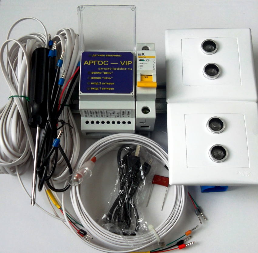 Датчик движения ультразвукового типа работает по принципу, который основан на улавливании отраженного сигнала в момент излучения ультразвука
