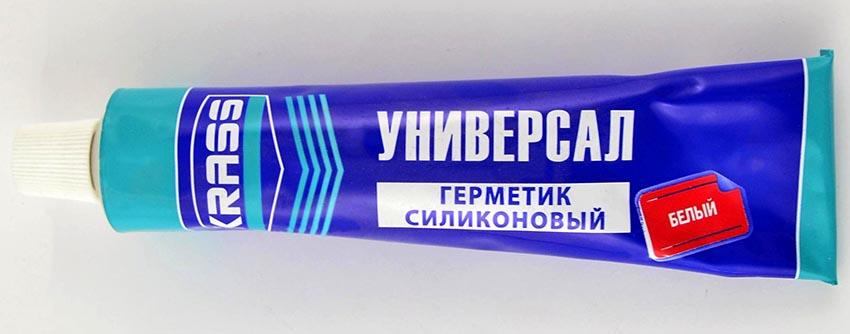 Силиконовый герметик Krass можно приобрести всего за 240 рублей