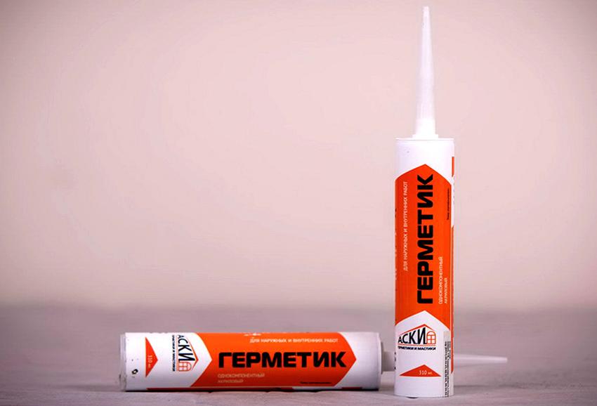 Подбирать состав герметика необходимо в зависимости от поставленной задачи