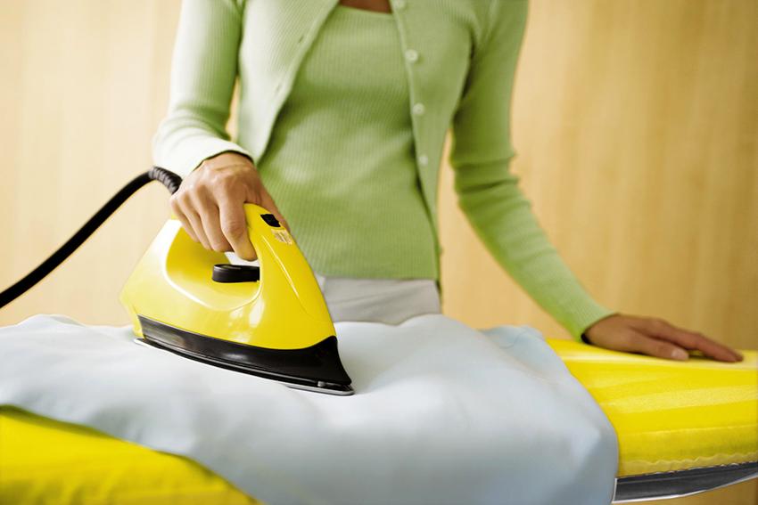 Устройства с керамической подошвой продолжительно сохраняют тепло и легко скользят по тканям