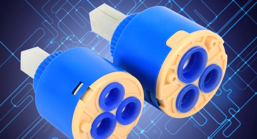 Картридж для смесителя: выбор механизма управления водяным потоком