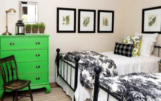 Комод в спальню: гармония в интерьере и удобство при использовании