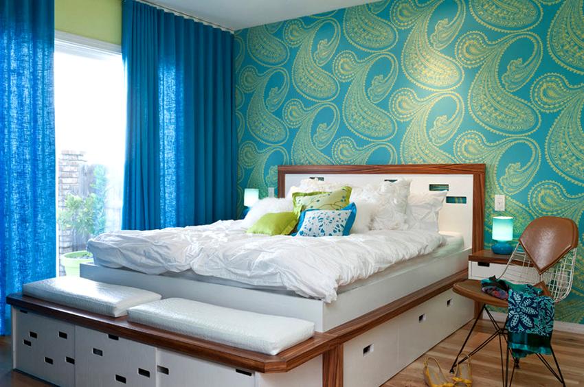 Кровати с выдвижным механизмом более популярны благодаря удобству использования